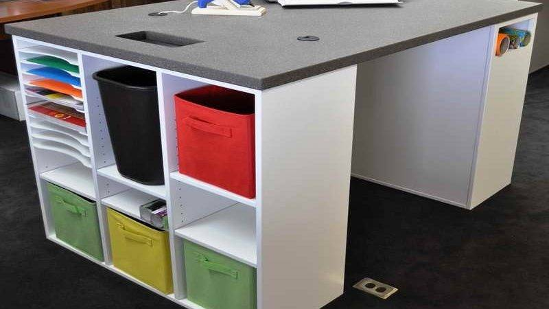 Craft Table Storage Phpearth