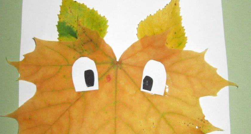 Crafts Autumn Leaves But Fun
