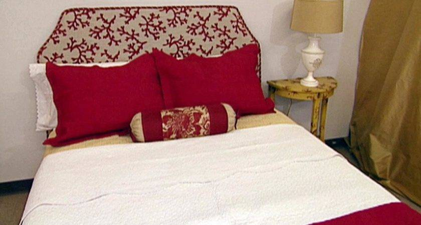 Create Custom Headboard Slipcover Hgtv