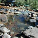 Create Pond Stream Outdoor Waterfall