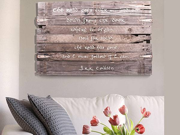 Create Wall Art Sign Diy Projects Craft Ideas
