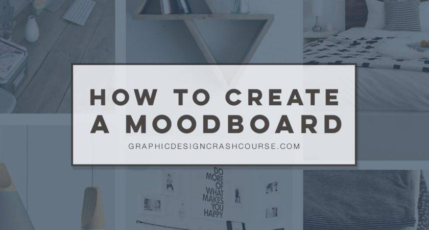 Create Your Own Mood Board Youtube