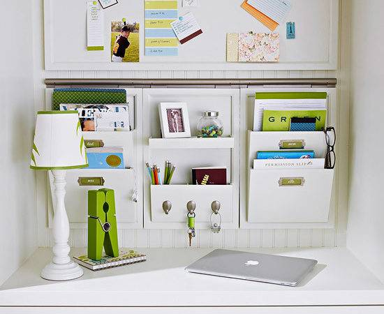 Create Your Own Wall Organizer Office Homesfeed