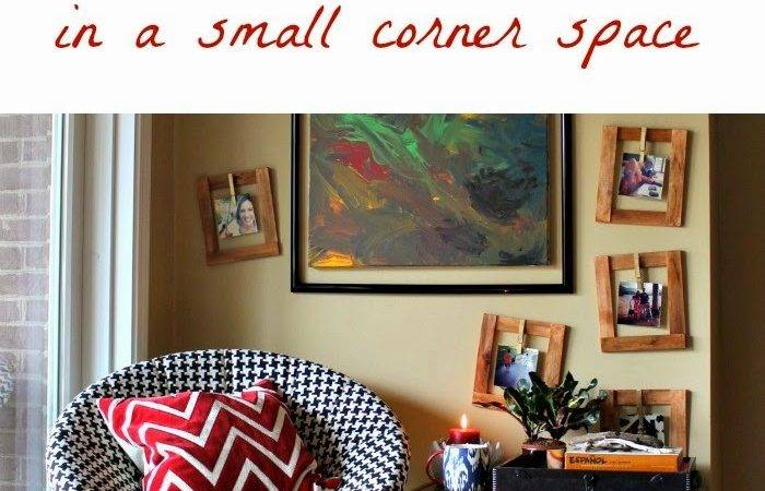 Creating Mom Cave Small Corner Space Our Fifth House
