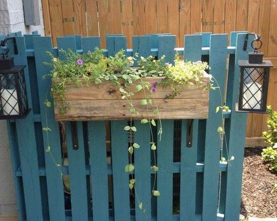 Creative Ideas Hide Your Outside Air Conditioner Unit