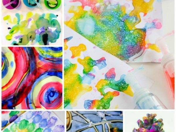 Creative Painting Ideas Kids Crafty Home