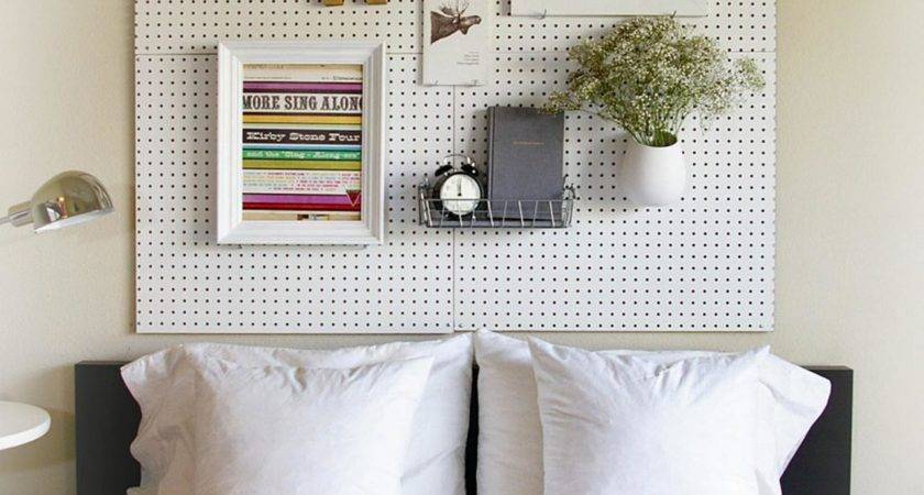 Creative Pegboard Ideas Easy Organizing
