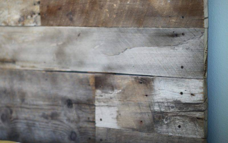 Creatively Christy Diy Reclaimed Wood Headboard