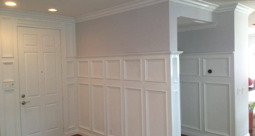 Crown Moulding Wainscoting Cabinet Refacing Etc