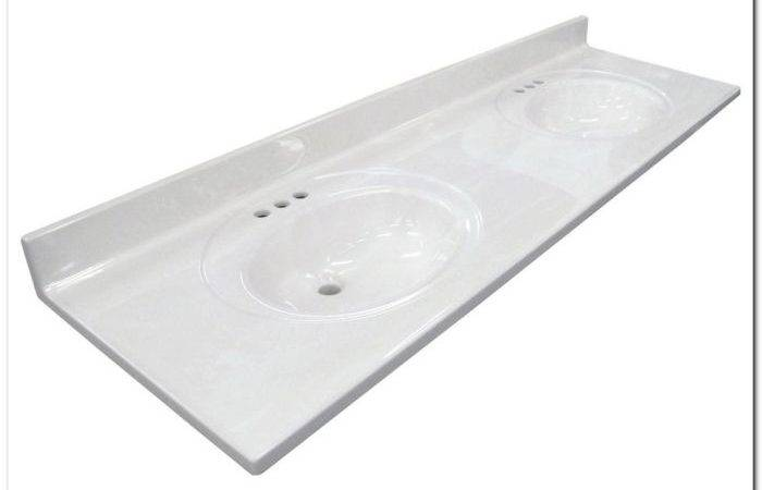 Cultured Marble Vanity Sink Tops Faucet Home