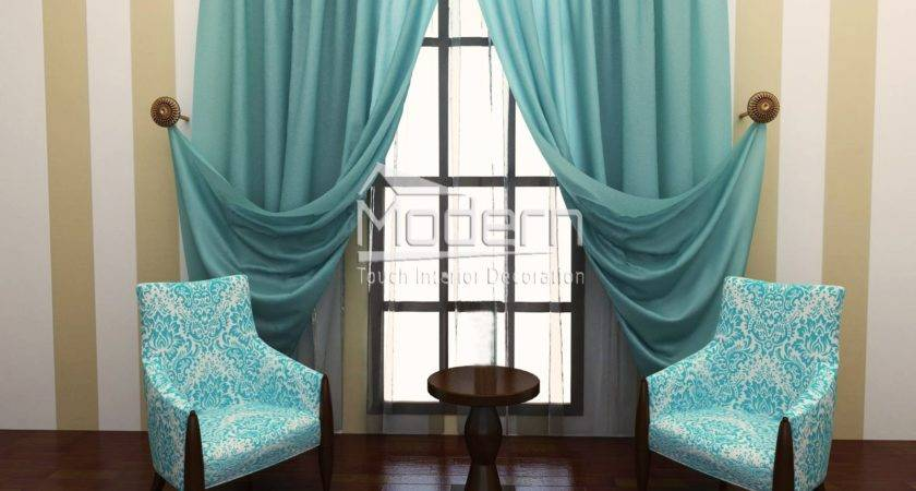 Curtains Ideas Different Ways Hang