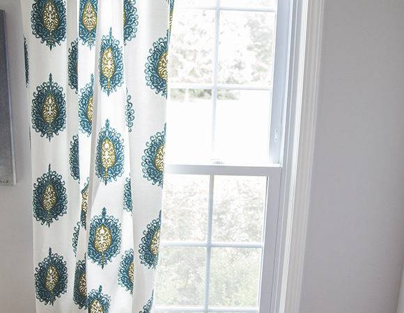 Curtains Too Long Decorate House Beautiful
