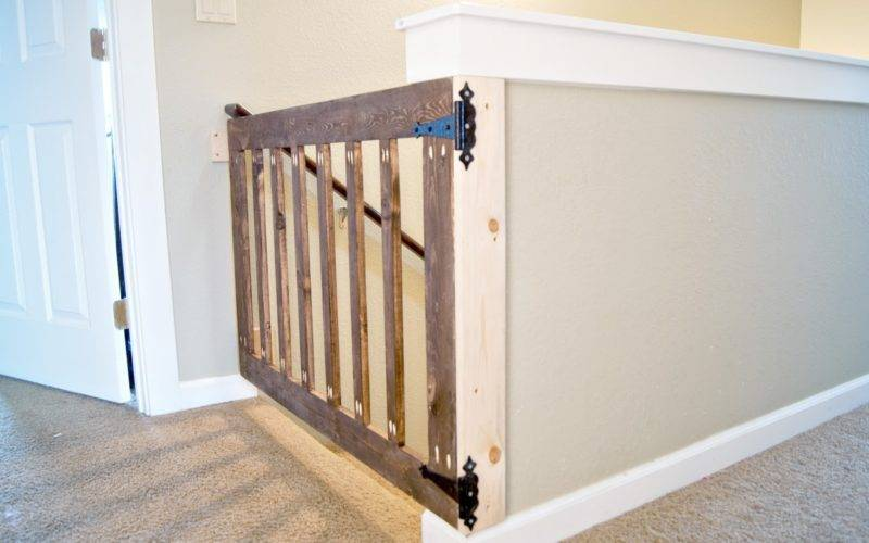 Custom Baby Gate Averie Lane