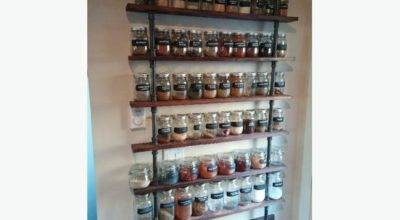 Custom Built Spice Rack West Shore Langford Colwood