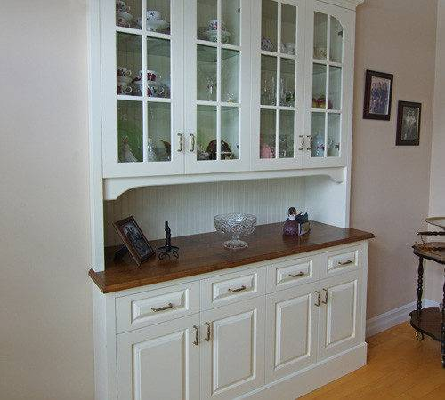 Custom Cabinetry Throughout Home Looks Like New Years