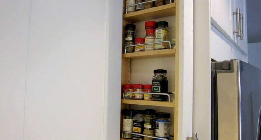 Custom Diy Spice Rack Your Ikea Kitchen Lady