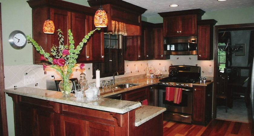 Dark Brown Kitchen Cabinets Ideas Gabe Jenny Homes