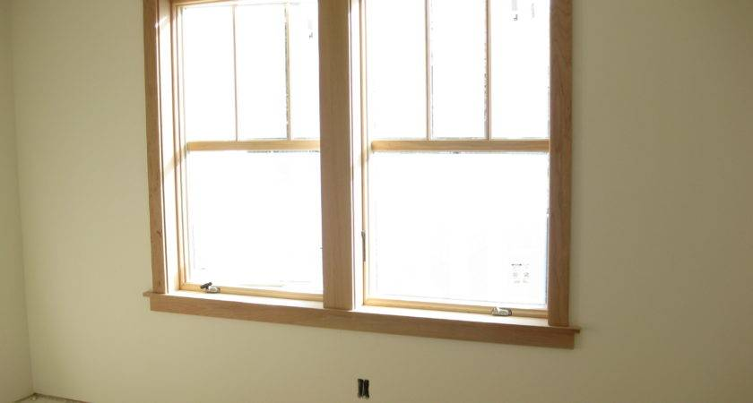 Day Window Trim Our New House