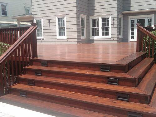 Deck Staining Fayetteville