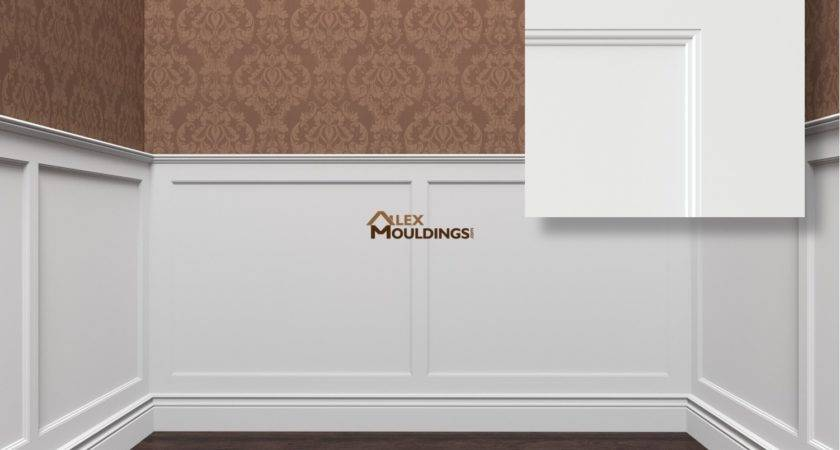 Decor Wainscoting Stylish Way Add