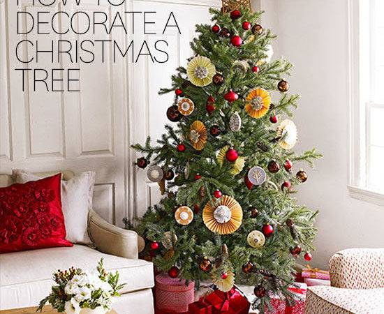 Decorate Christmas Tree Easy Steps Better