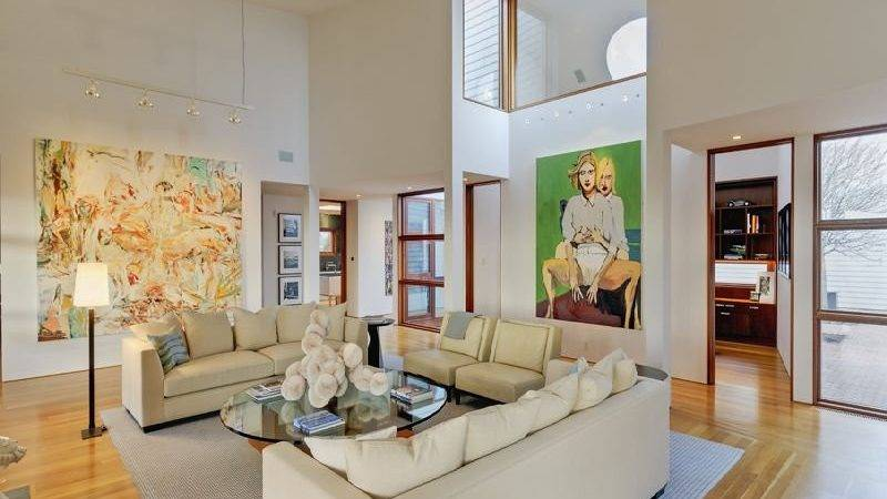 Decorate Interiors High Ceilings Freshome