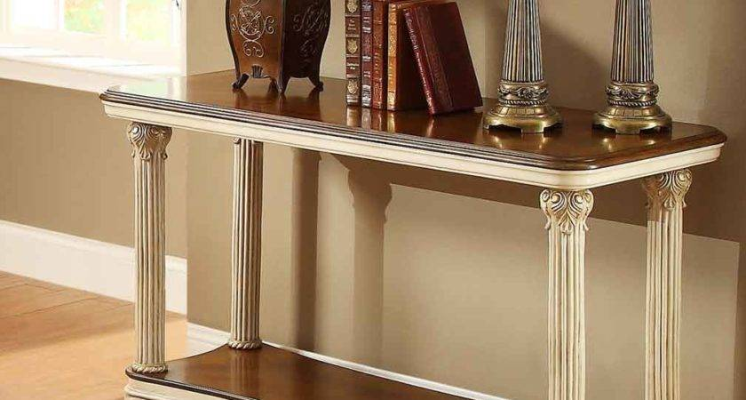 Decorate Sofa Table Design