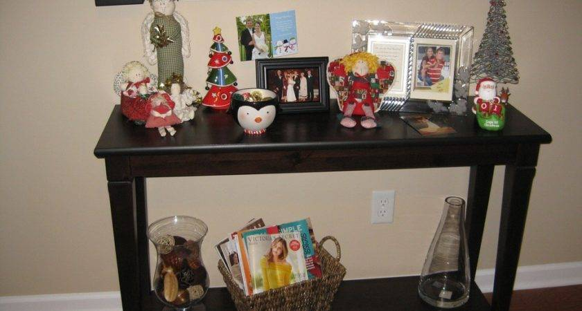 Decorate Sofa Table Smileydot
