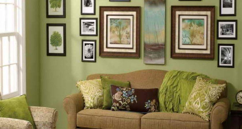 Decorate Wall Lots Ideas Between Stencil