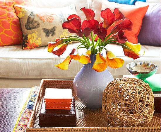 Decorating Coffee Table Ideas Photograph Make