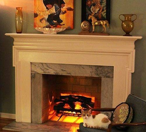 Decorating Fireplaces Ideas Reader Living Rooms