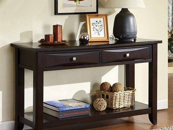 Decorating Sofa Table Newsonair