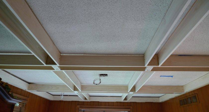 Decoration Coffered Ceiling Designs