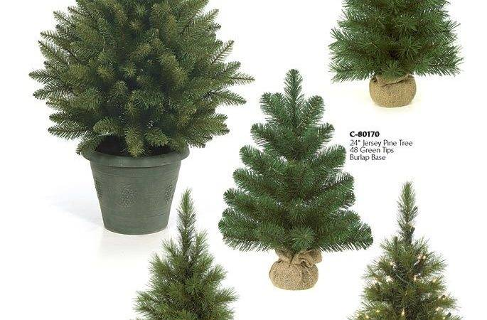 Decorative Display Artificial Christmas Trees