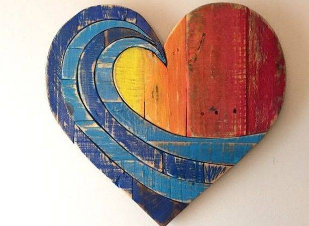 Decorative Pallet Wood Creations Ideas Recycled