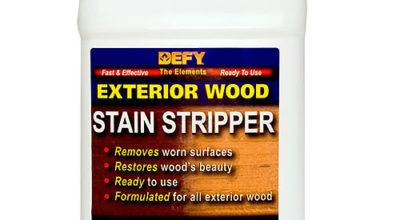 Defy Exterior Wood Stain Stripper Gal