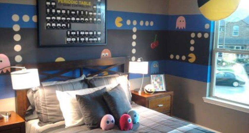 Design Bedroom Games Kids Game Room Ideas Cool