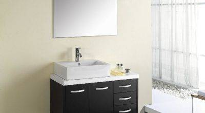 Design Dichotomy Bathroom Bonanza