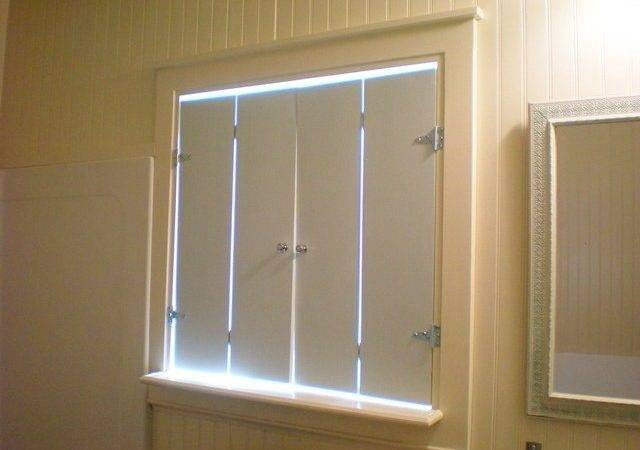 Designdreams Anne Diy Shutters Bathroom