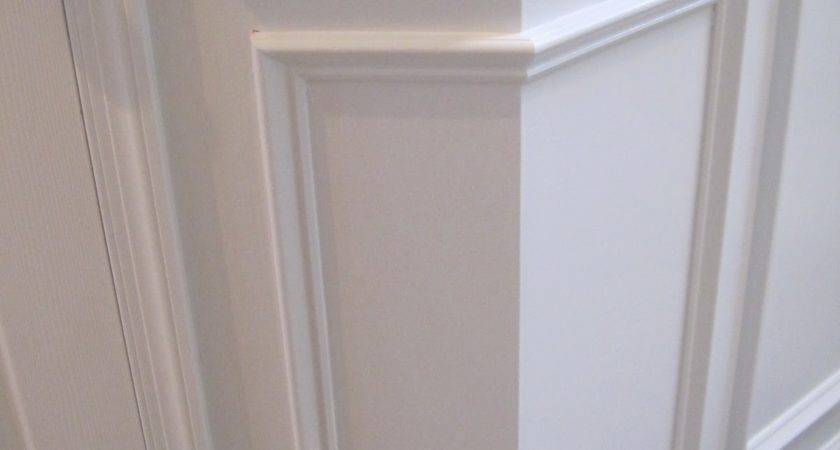 Designed Dwell Tips Installing Chair Rail