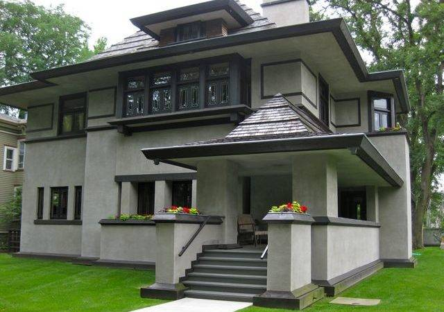 Did Frank Lloyd Wright Practice Feng Shui Open Spaces