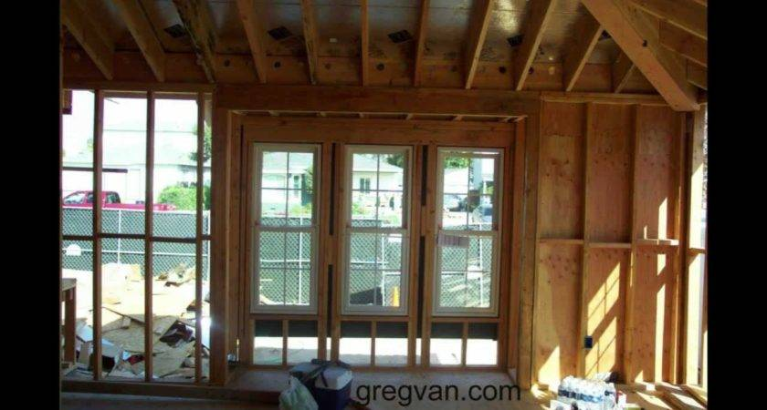 Different Ways Frame Window Home Construction