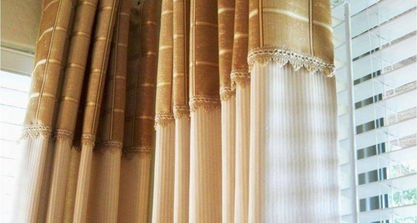 Different Ways Hang Grommet Curtains Canap