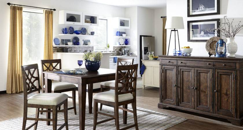 Dining Room Awesome Apartment Buffet Decor