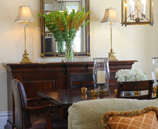 Dining Room Buffet Table Decorating Ideas Your
