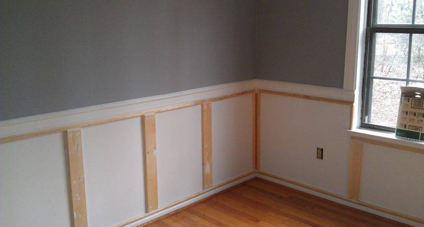 Dining Room Ideas Wainscoting Planks