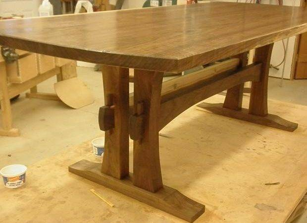 Dining Room Table Plans Woodworking Diywoodtableplans