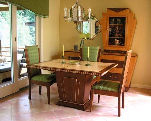 Dining Rooms Deco Style Decor Furniture