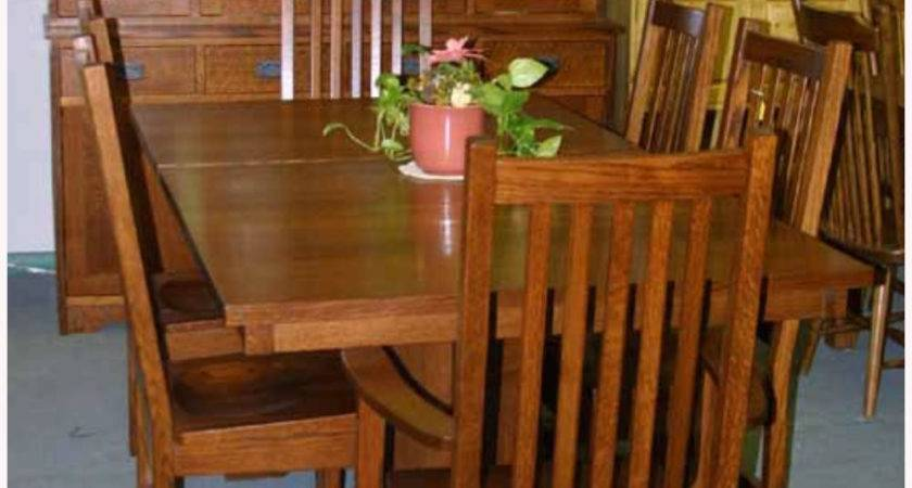 Dining Table Buffet Hutch