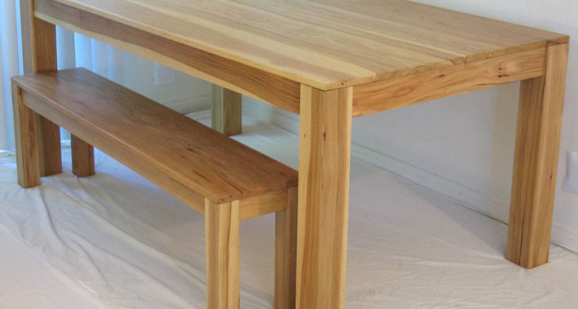 Dining Table Wood Plans